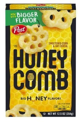 Cereal, Post® Honeycomb™ Cereal (12.5 oz Box)
