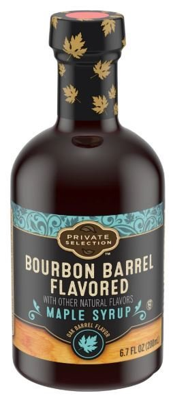Pancake Syrup, Private Selection™ Bourbon Barrel Flavored Maple Syrup (6.7 oz Bottle)