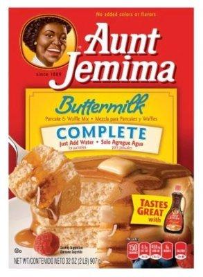 Pancake Mix, Aunt Jemima® Complete Buttermilk Pancake Mix (32 oz Box)