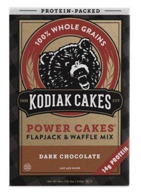 Pancake Mix, Kodiak Cakes® Power Cakes Dark Chocolate Flapjack & Waffle Mix (18 oz Box)