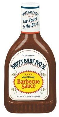 BBQ Sauce, Sweet Baby Ray's® Original BBQ Sauce (40 oz Bottle)