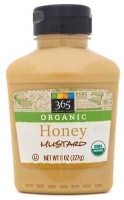 Mustard, 365® Organic Honey Mustard (8 oz Bottle)