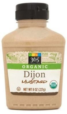 Mustard, 365® Organic Dijon Mustard (8 oz Bottle)