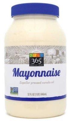 Mayonnaise, 365® Mayonnaise (32 oz Jar)