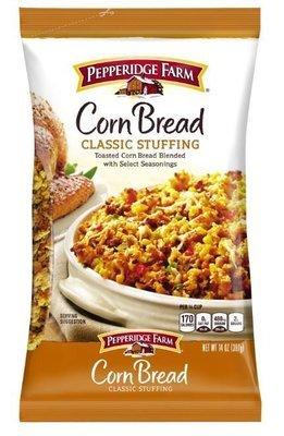 Stuffing Bread, Pepperidge Farm® Corn Bread Stuffing Mix (14 oz Bag)