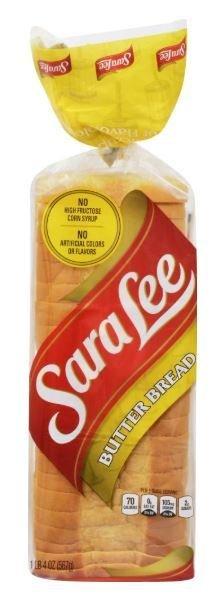 Loaf Bread, Sara Lee® Butter Bread (20 oz Bag)