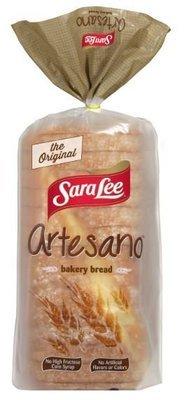 Loaf Bread, Sara Lee® Artesano Bakery Bread (20 oz Bag)