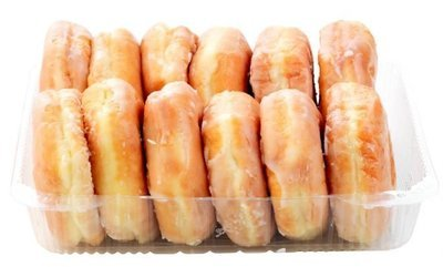 Donuts, Bakery Fresh Goodness® Glazed Donuts (12 Count, 30 oz Tray)