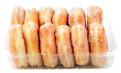 Donuts, Bakery Fresh Goodness® Glazed Donuts (12 Count, 30 oz Tray)