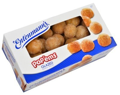Donuts, Entenmann's® Pop'ems Glazed Donut Holes (15 oz Box)