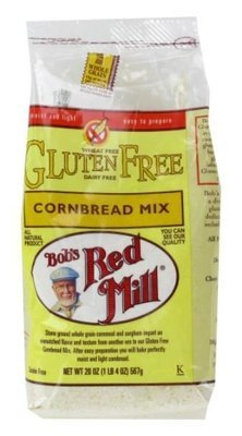 Corn Bread Mix, Bob's Red Mill® Corn Bread Mix (20 oz Bag)