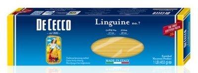 Pasta, De Cecco® Linguine Pasta (16 oz Box)