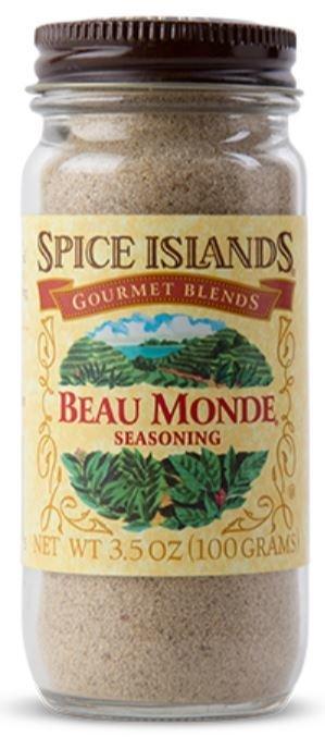 Seasonings, Spice Islands® Beau Monde (3.5 oz Jar)
