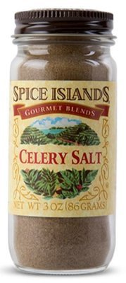 Seasonings, Spice Islands® Celery Salt (3 oz Jar)