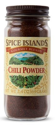 Seasonings, Spice Islands® Chili Powder (2.4 oz Jar)