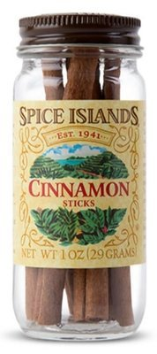 Seasonings, Spice Islands® Cinnamon Sticks (1 oz Jar)