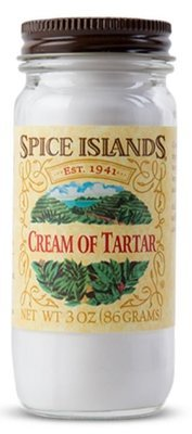 Seasonings, Spice Islands® Cream of Tartar (3 oz Jar)