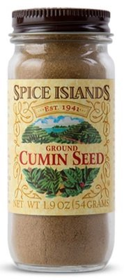 Seasonings, Spice Islands® Cumin Seed (1.9 oz Jar)