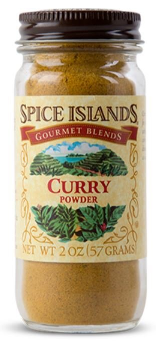 Seasonings, Spice Islands® Curry Powder (2 oz Jar)