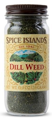 Seasonings, Spice Islands® Dill Weed (0.9 oz Jar)