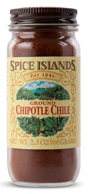 Seasonings, Spice Islands® Ground Chipolte Chile (2.3 oz Jar)