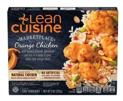 Frozen Dinner, Lean Cuisine® Marketplace™ Orange Chicken (9 oz Box)
