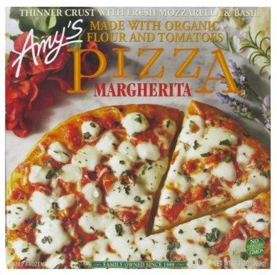 Organic Pizza, Amy's® Organic Margherita Pizza (13 oz Box)