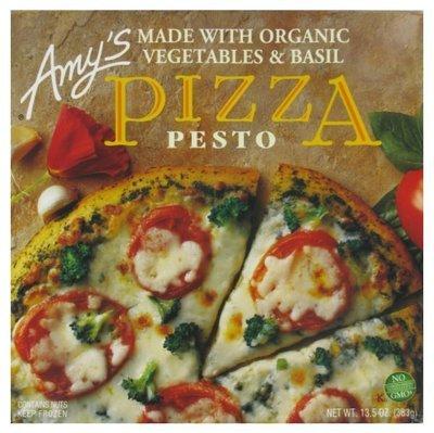 Organic Pizza, Amy's® Organic Pesto Pizza (13.5 oz Box)