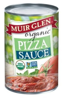 Pizza Sauce, Muir Glen® Organic Pizza Sauce (15 oz Can)