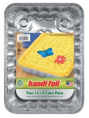 Cake Pan, Handi-foil® Eco-Foil® Cake Pan (2 Count, 13
