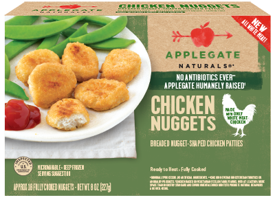 Chicken Nuggets, Applegate Farms® Chicken Nuggets (8 oz Box)