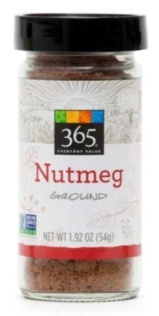 Seasonings, 365® Nutmeg (1.92 oz Jar)