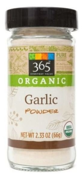 Organic Seasonings, 365® Organic Garlic Powder (2.33 oz Jar)
