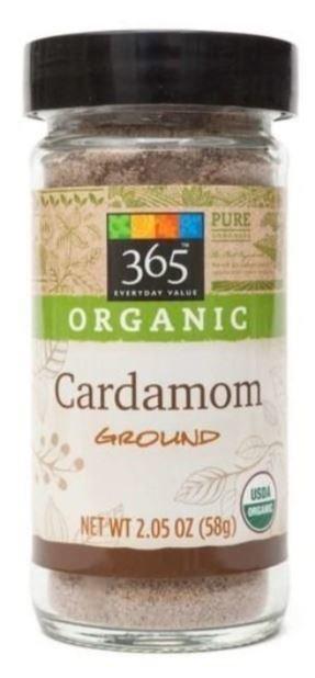 Organic Seasonings, 365® Organic Cardamom (2.05 oz Jar)