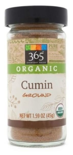 Organic Seasonings, 365® Organic Cumin (1.59 oz Jar)