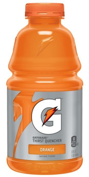 Energy Drink, Gatorade® Orange (20 oz Bottle)