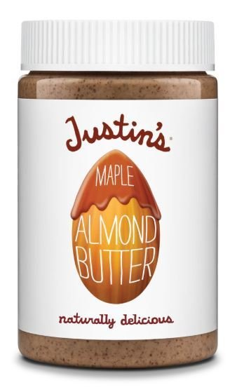 Almond Butter, Justin's® Maple Almond Butter (16 oz Jar)