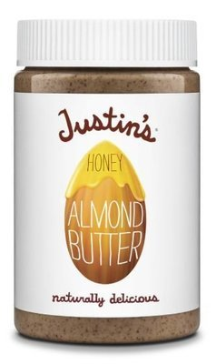 Almond Butter, Justin's® Honey Almond Butter (16 oz Jar)