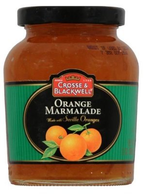 Marmalade, Crosse & Blackwell® Orange Marmalade (12 oz Jar)