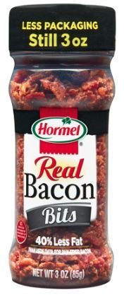 Bacon Bits, Hormel® Real Bacon Bits (3 oz Jar)