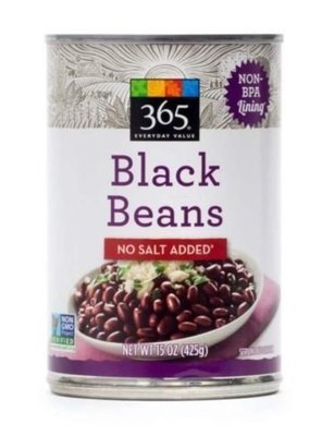 Canned Beans, 365® Organic