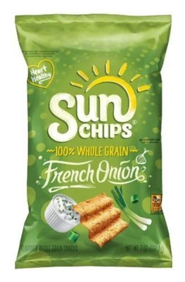Chips, Frito-Lay® Sun Chips™ French Onion Chips (7 oz Bag)