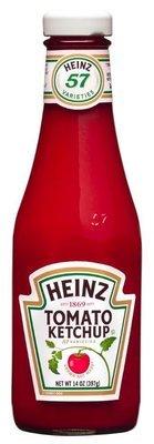 Ketchup, Heinz® Tomato Ketchup (14 oz Bottle)