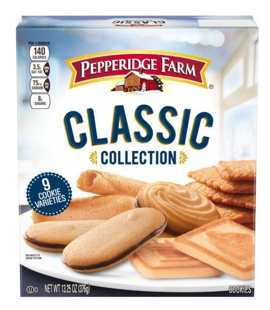 Cookies, Pepperidge Farm® Classic Collection™ Cookies (13.25 oz Box)
