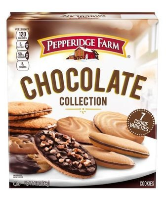 Cookies, Pepperidge Farm® Chocolate Collection™ Cookies (13 oz Box)