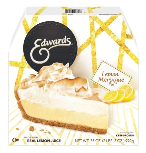 Pie, Edwards® Lemon Meringue Pie (35 oz Box)