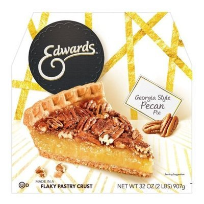 Pie, Edwards® Georgia Style Pecan Pie (32 oz Box)
