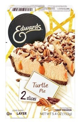 2 Pie Slices, Edwards® Turtle Pie (Two 2.7 oz Slices)