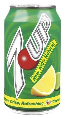Soda, 7up® Soda (Single 12 oz Can)