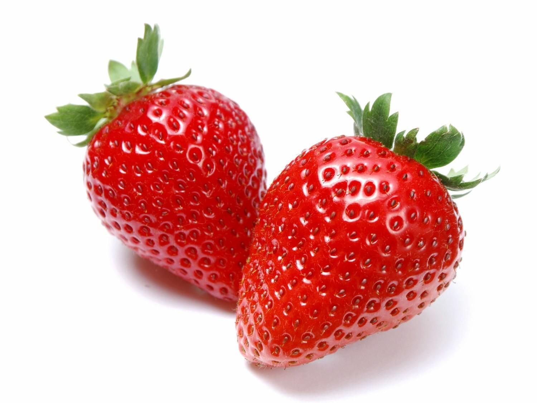 Fresh Strawberries, Organic Strawberries (16 oz Tray)